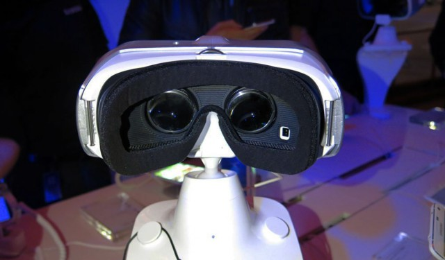 Eyes-on with Samsung's Gear VR