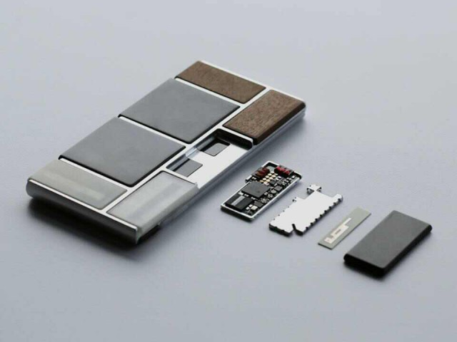 Phonebloks shows off the Project Ara prototype and announces the next Dev conference