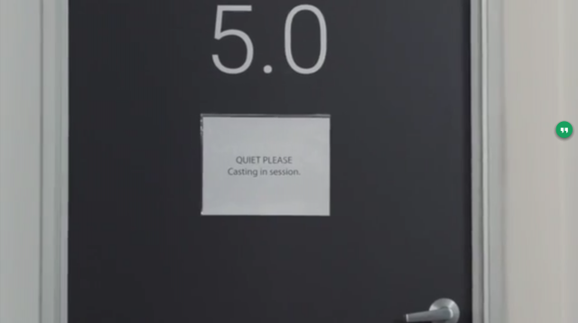 Google teases Android 5.0 in a video showing off potential dessert names