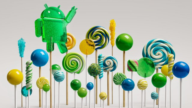 Android 5.0 Lollipop SDK and updated Developer Preview images for Nexus 5 & 7 coming