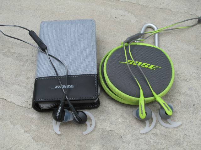 Review: Bose SoundTrue and SoundSport In-Ear Headphones