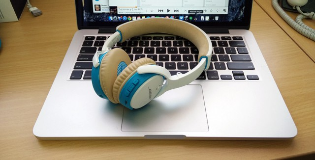 Bose Soundlink Bluetooth on-ear headphones — Review
