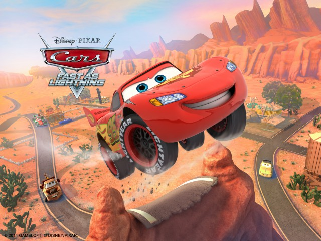 Cars: Fast as Lightning from Gameloft burns rubber on its way into Google Play