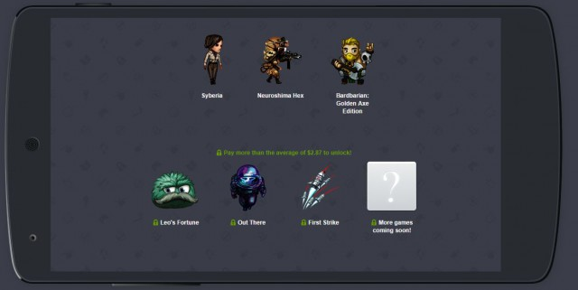 Humble Mobile Bundle 9 goes live with 6 great games