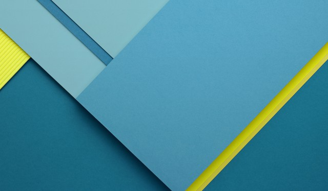 Material Design inspired wallpaper to rollout as new default wallpaper for ChromeOS