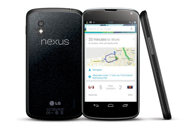 Expansys offering refurbished Nexus 4 with free bumper case from $157 including shipping