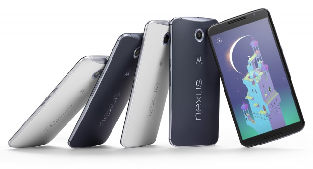 Watch the Nexus 6 get an early unboxing