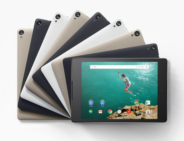 Nexus 9 now up for pre-order on Amazon starting at US$399 + Shipping