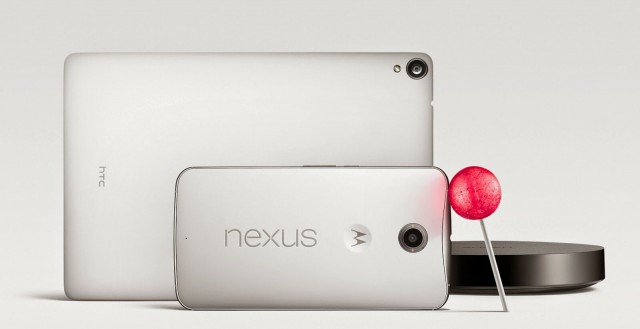 Nexus 6 and Nexus 9 US pricing announced