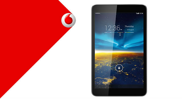 Vodafone now offering their 3G only Smart Tab 4 3G tablet