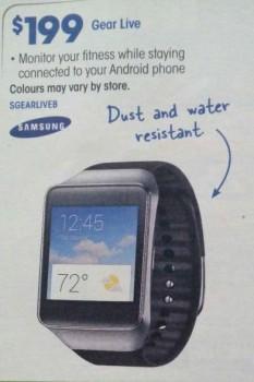Samsung Gear Live - Officeworks