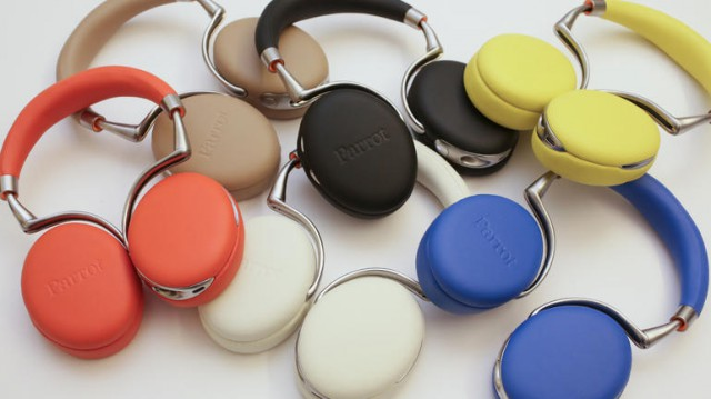 Parrot Announce the Parrot Zik 2.0 Headphones