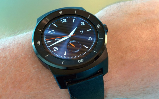 LG G Watch R — Review
