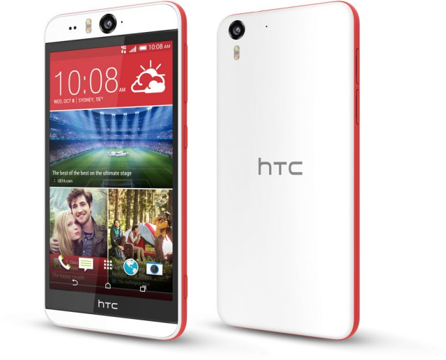 HTC launches the Desire Eye in Australia – $799, exclusive to JB Hi-Fi, in stores November 20
