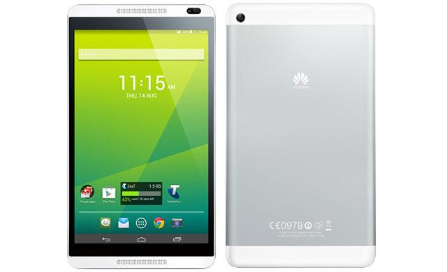 Telstra now selling the Huawei MediaPad M1 8.0