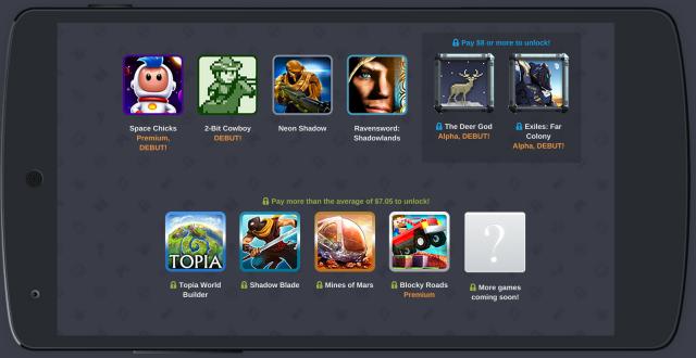 Humble Bundle Mobile - Crescent Moon Games