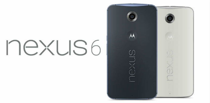 US Carrier Sprint lists Android 5.1 update for Nexus 6 as beginning today