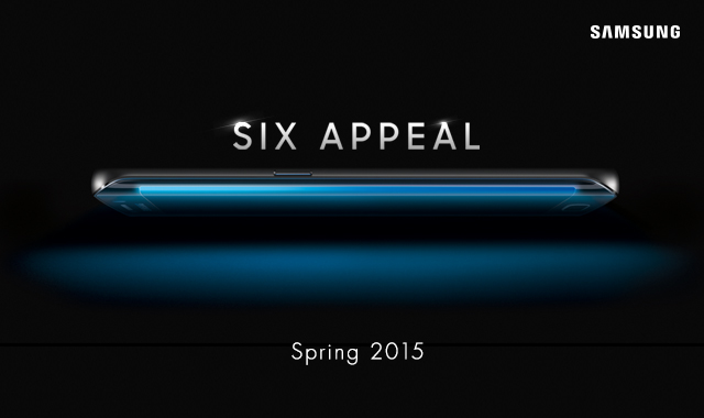 "AT&T teases with their own ""Six Appeal"" Galaxy S6 image"