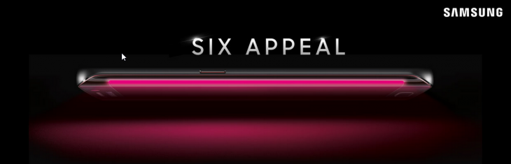 T-Mobile US teases the Samsung Galaxy S6 (with Edge-style screen)