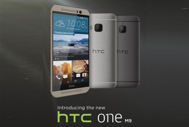 "Rumour: HTC One M9 appears in ""Introduction"" video"