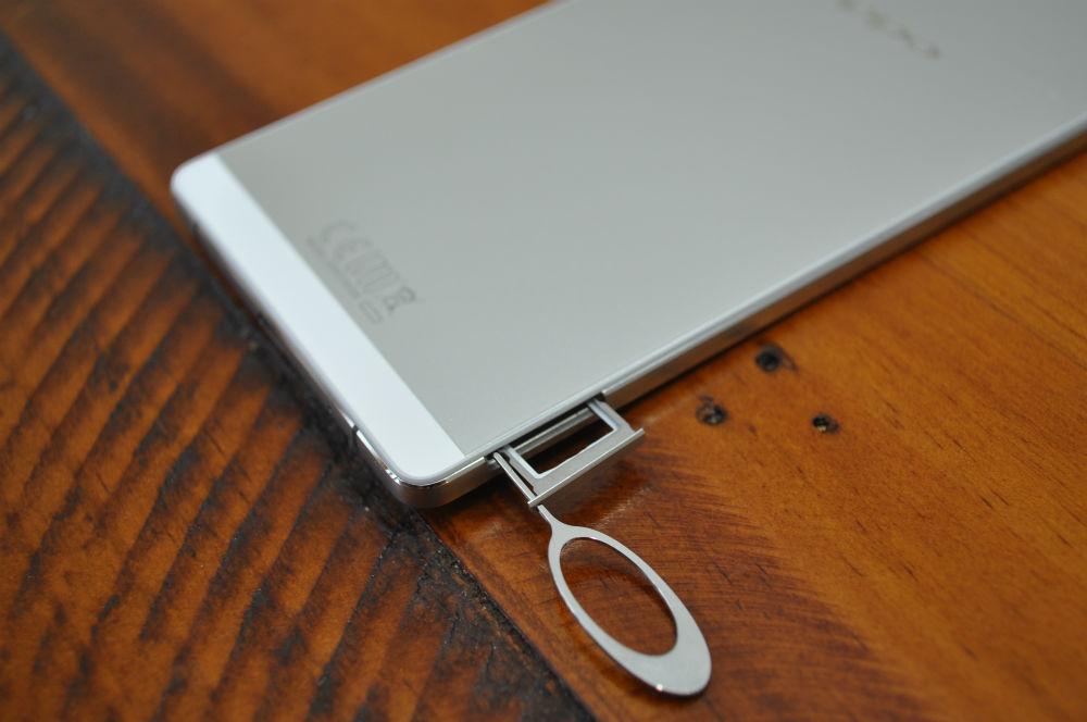 Oppo R5 SIM Tray