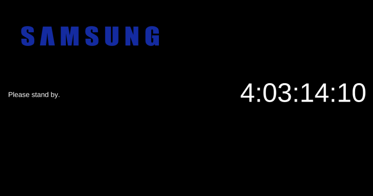 Samsung releases a link for the live stream of their March 1st announcement