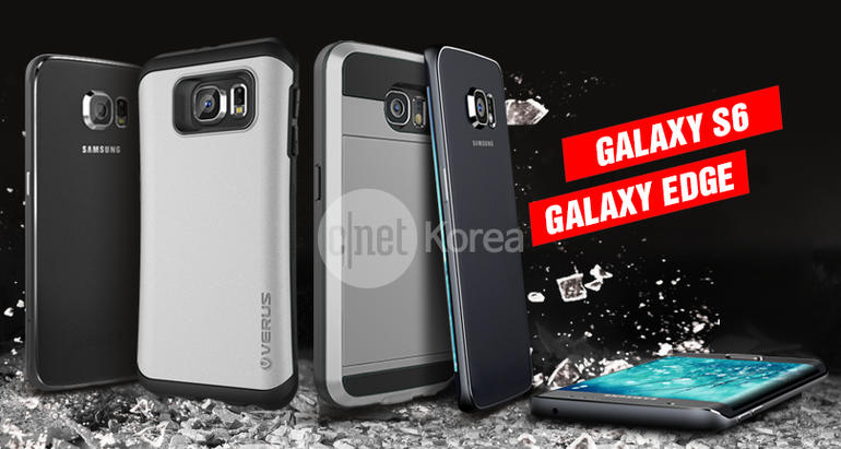 Is this what the Samsung Galaxy S6 will look like?