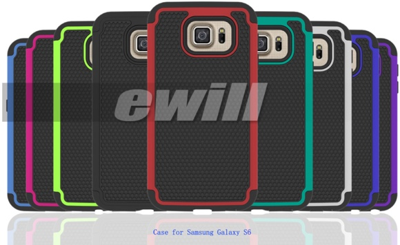More images surface of the Samsung Galaxy S6 (in cases)