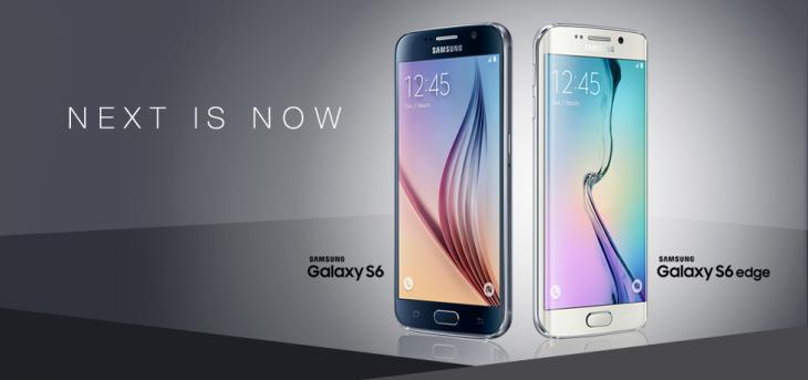 Galaxy S6 - S6 Edge Banner