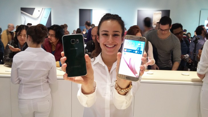 Galaxy S6 and S6 Edge - Model