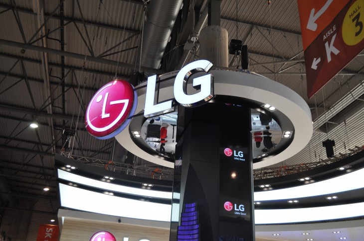 LG inviting press to event in New York on October 1st