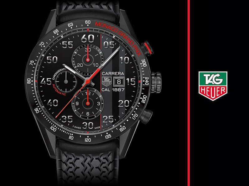 tag heuer announces partnership with intel and google to develop an android wear powered. Black Bedroom Furniture Sets. Home Design Ideas
