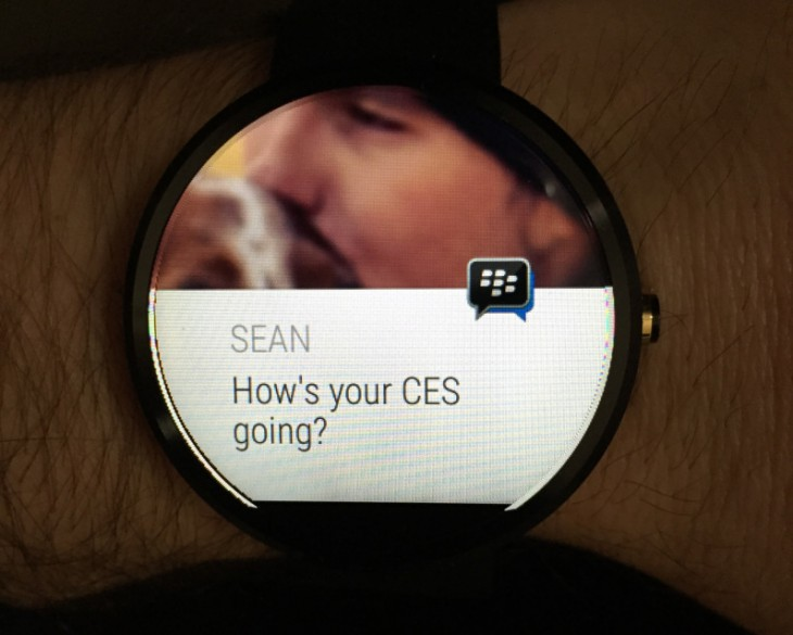 BBM Custom PINs + Android Wear Support rolling out in the next few days