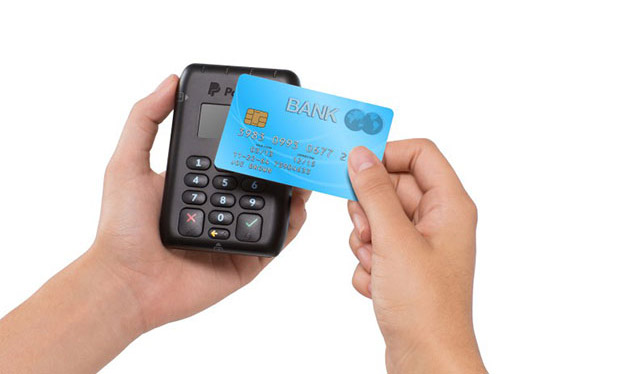 PayPal announces a new NFC enabled Here mobile payments card reader