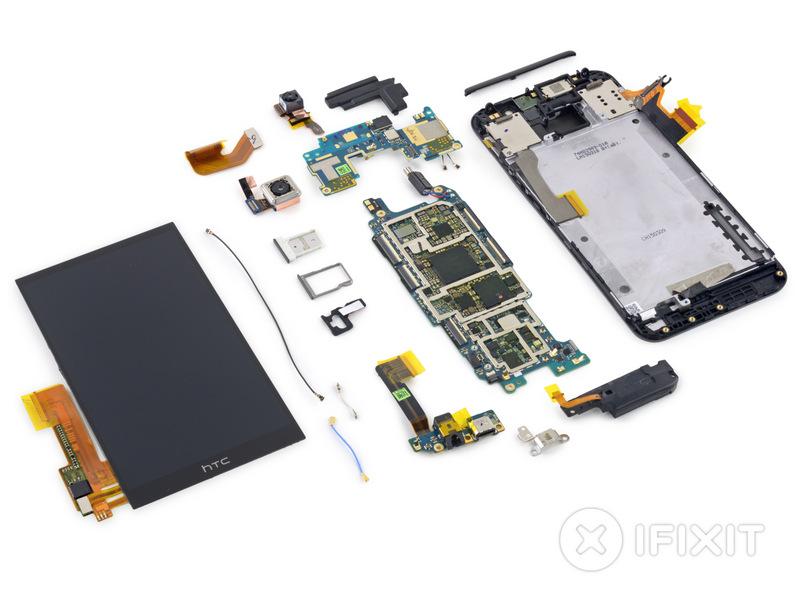 HTC One M9 Teardown