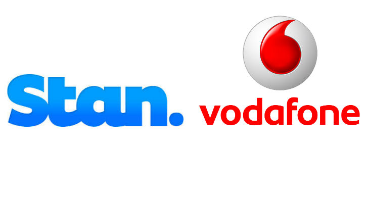 Vodafone kicks off their video-on-demand partnership with Stan