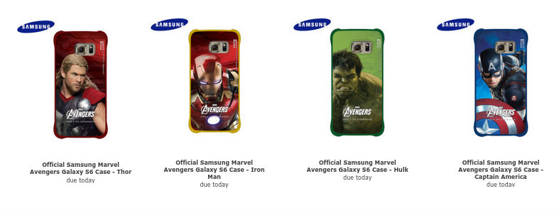 Avengers Themed Accessories