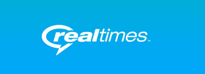RealTimes with RealPlayer logo