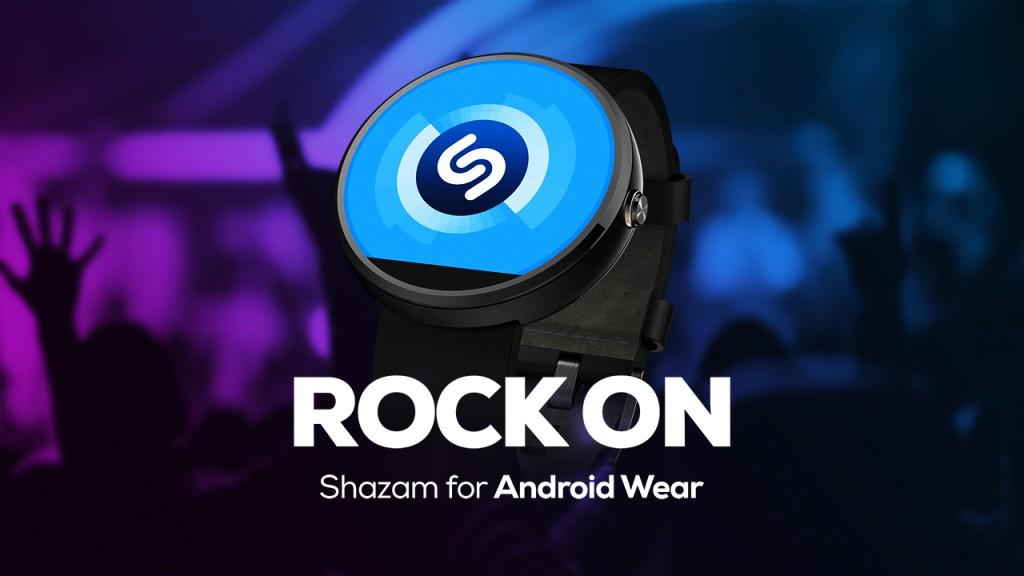 Shazam - Android Wear