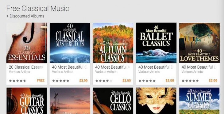 Free Classical Music
