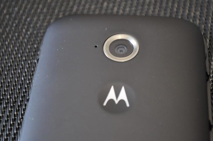 Motorola Moto E Gen 2 - Camera
