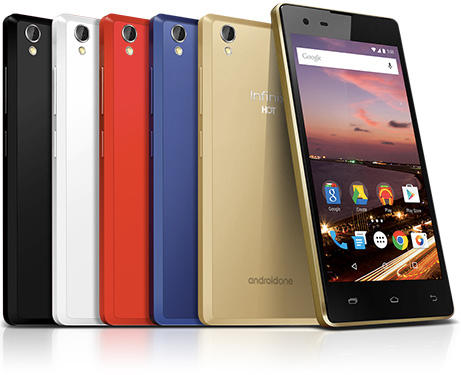 Android One moves into Nigeria, Ghana, Ivory Coast, Kenya, Egypt, and Morocco with a single handset