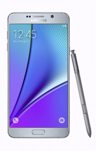 Galaxy-Note5_front-with-spen_Silver-Titanium