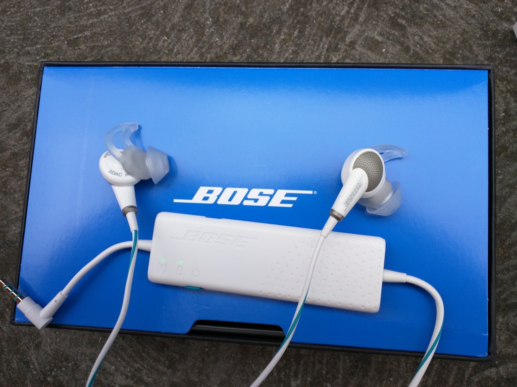 Review: Android-compatible Bose QuietComfort 20 Headphones