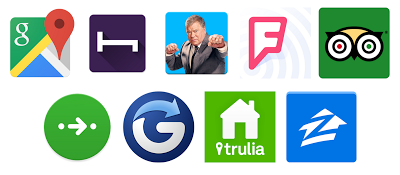 Map API Icons