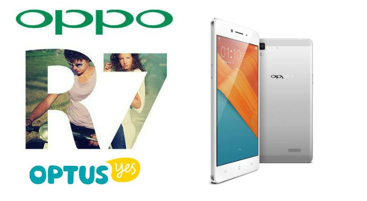 Oppo signs first carrier deal with Optus to bring the R7 to customers on a plan