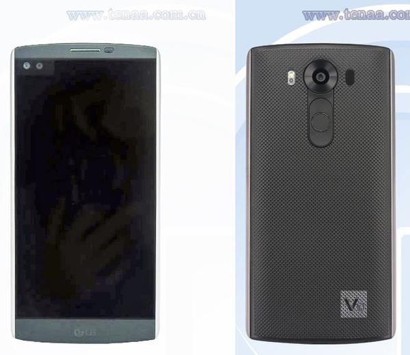 Rumor: Images of a new LG V10 phone leak out