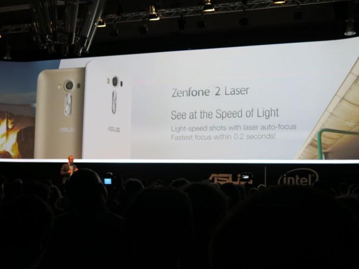 Zenfone Laser