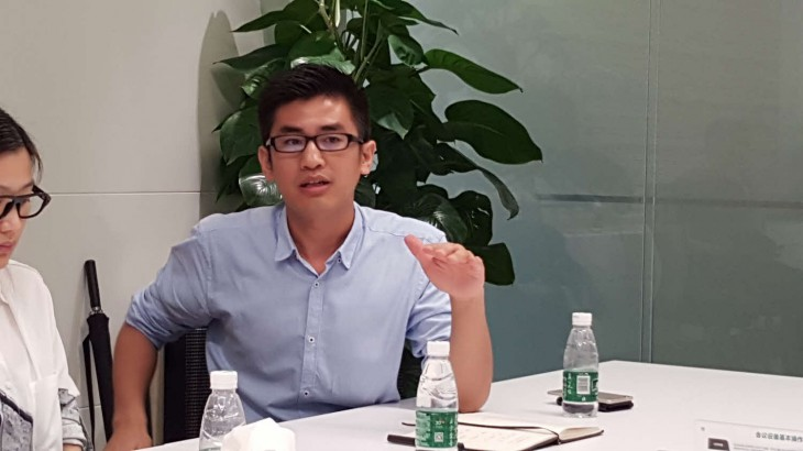 Charles Tan, PR and Marketing Manager