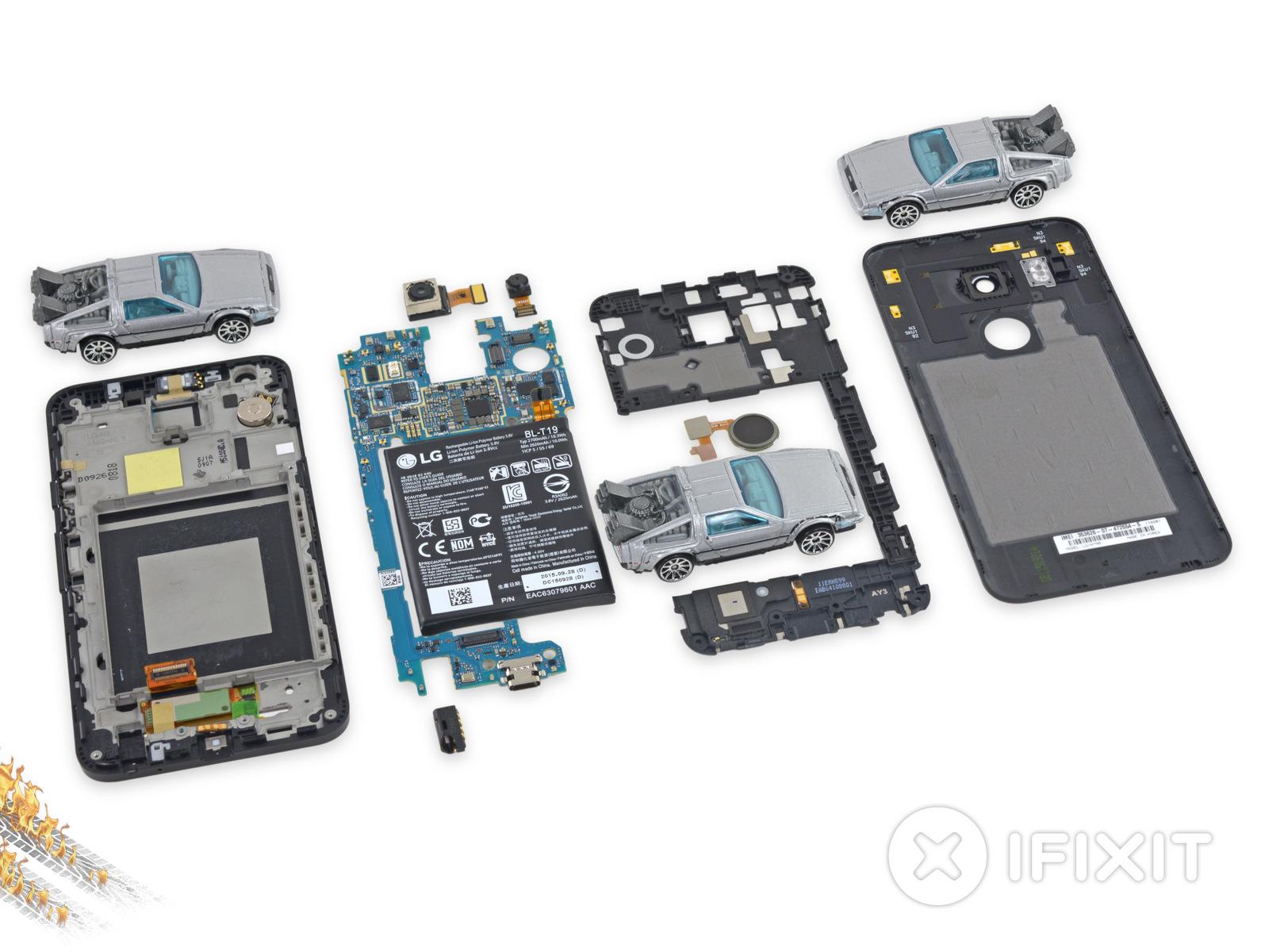 Nexus 5X Teardown